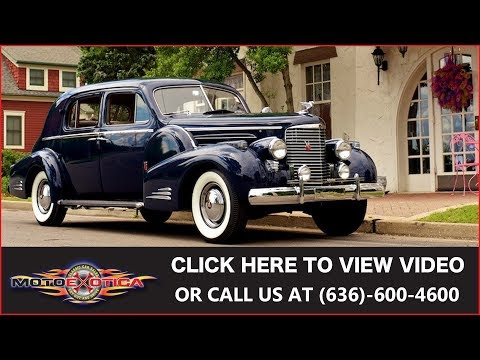 Video of '38 Town Sedan - L6AK