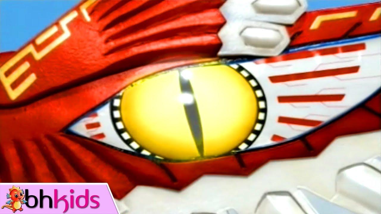 5 Anh Em Siêu Nhân Gao - Hyakujuu Sentai Gaoranger, Tập 47: Đầu Máy Thét Gào