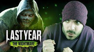 ATRAPADO EN UNA UNIVERSIDAD CON UN LOCO DENTRO ⭐️ Last Year: The Nightmare | iTownGamePlay