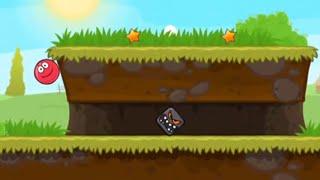 Red Ball 4 level 13-15 Walkthrough