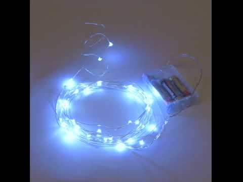 Svetlobna girlanda Wire Cold 500 cm