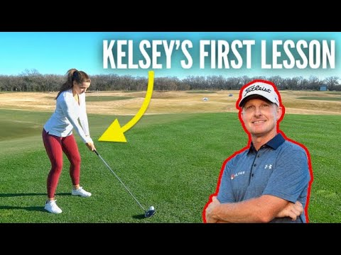 Best Golf Lesson For Beginners With Cameron McCormick