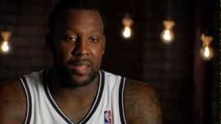 Andray Blatche on PF and C positions