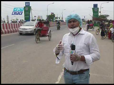 গাবতলী থেকে সেখানকার সর্বশেষ পরিস্থিতির খবর জানাচ্ছেন  সাইদুল ইসলাম | ETV News