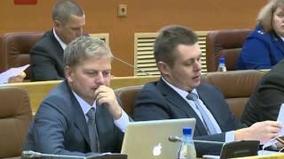 На очередном заседании думы Великого Новгорода парламентарии рассмотрели более 40 вопросов