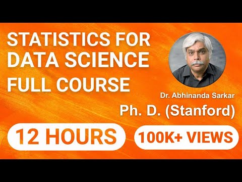 Statistics for Data Science Full Course | Probability and Statistics for Engineers | Great Learning