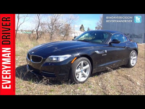 2015 BMW Z4 sDrive28i First Look on Everyman Driver