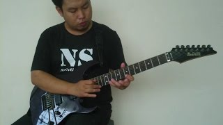 DragonForce Three Hammers Guitar Cover