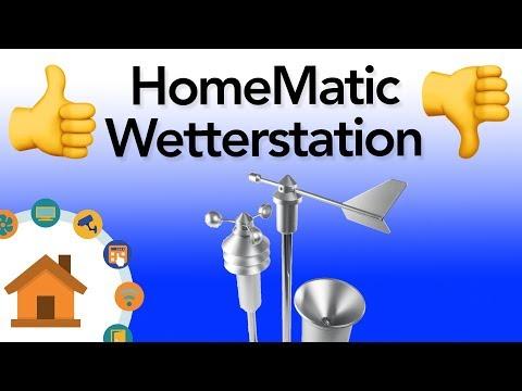 Homematic Wetterstation - Mein Resume nach 4 Monaten