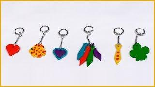 Porte-clés cadeau pour homme