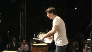 MARTIN GRUBINGER (AUSTRIA), presentación en Carlos E. Restrepo (Medellín, Colombia)