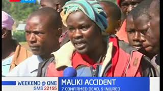 Seven killed, nine hospitalised after Kamkuywa accident | KTN News Desk