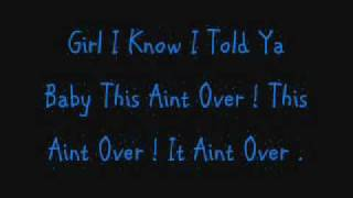 Chris Brown - Changed Man With Lyrics