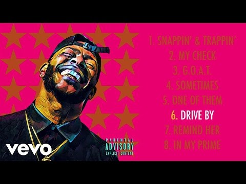 Eric Bellinger - Drive By (Audio)