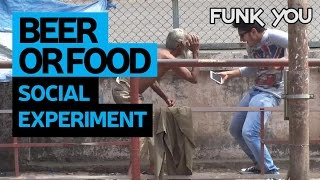 Beer For The Poor! - Social Experiment by Funk You