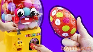 Capsule Toy Vending Machine Various Choco Egg Disney TsumTsum One Piece Toys LoL Surprise for Kids