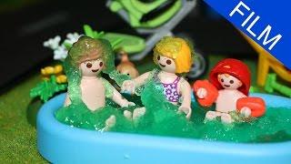 Playmobil Film Deutsch GLIBBI PARTY IM PLANSCHBECKEN