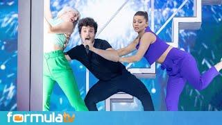 Miki Núñez - La Venda - Ensayo General Dress Rehearsal (Spain) - Eurovisión 2019