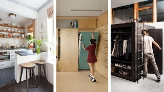 18 Clever Tips to Maximize Your Tiny Apartment