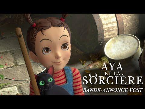 Bande-annonce Aya et la sorcière Wild Bunch Distribution