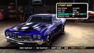 Midnight Club LA: Let's Tune! - Chevrolet Chevelle