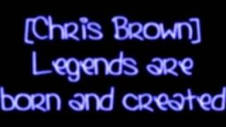 DJ Khaled - Legendary Featuring Chris Brown, Keyshia Cole, & Ne-Yo [HD Full Lyrics]