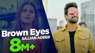Brown Eyes | Sajjan Adeeb | New Punjabi Song   - YouTube