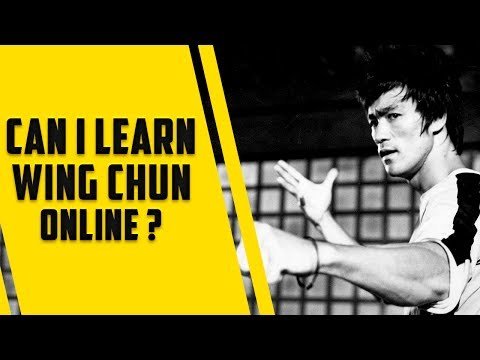 Can I Learn Wing Chun Online Videos?
