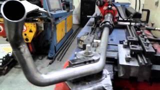 Tube Bending Exhaust
