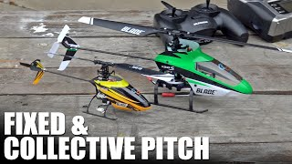 Fixed and Collective Pitch Helicopters | Flite Test