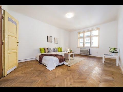 Video Prodej bytu 2+kk v družstevním vlastnictví 56 m², Praha 8 - Karlín