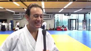 preview picture of video 'Mickaël Martin - Aikido seminar in Tallinn 2014'