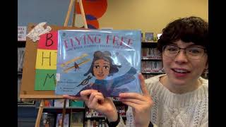 Virtual Story Time with Miss Abbey – Flying Free: How Bessie Coleman's Dreams Took Flight