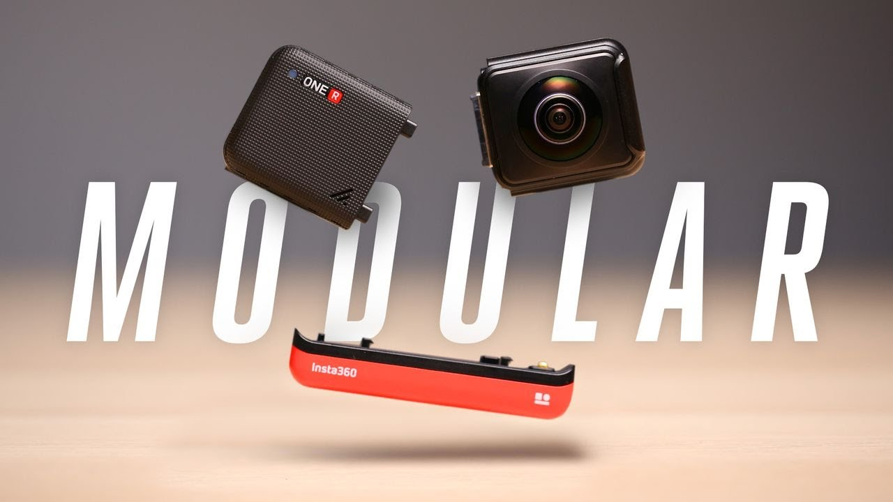 Insta360 One R: GoPro Hero 8 meets the GoPro Max thumbnail