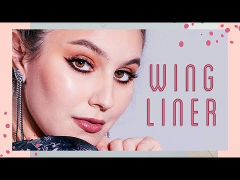 Winged Eyeliner For Hooded Eyes (3 Different Eye Shapes) | Karima McKimmie