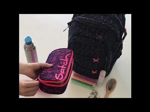 Vorschau: Schulrucksack ergonomisch satch pack Funky Friday - 30l