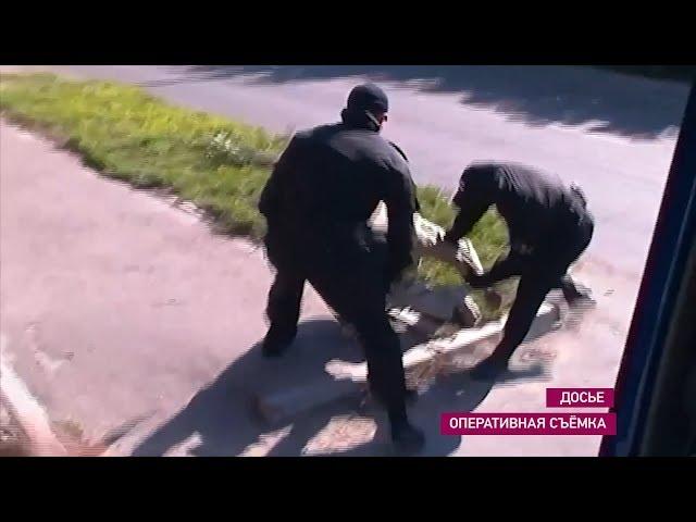 Цыганскую группировку отправили под суд