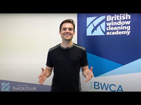 The British Window Cleaning Academy BWCA - YouTube