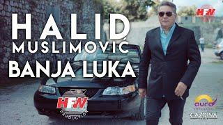 Halid Muslimovic - Banja Luka - ( Official Video 2020 ) 4K