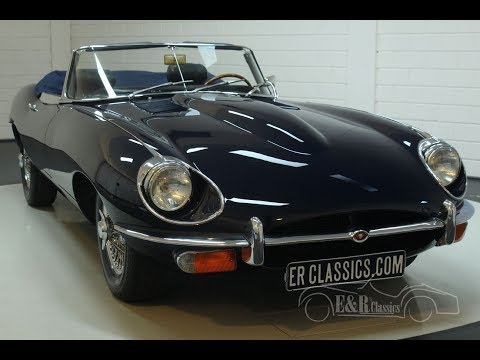 Video of Classic 1969 Jaguar E-Type - $139,400.00 Offered by E & R Classics - Q45K