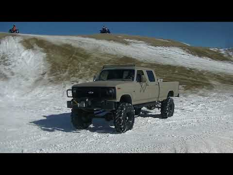 Off-Road 4x4 Winter Maddness!!!
