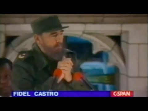 """Castro In Harlem: """"I See In You The Virtues Of The American People"""" (TMBS 146)"""