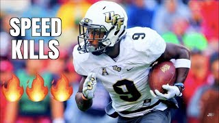 Fastest Player in College Football 🔥    UCF RB Adrian Killins Highlights [2016-18] ᴴᴰ