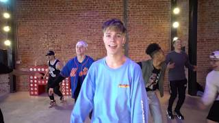 HRVY   Told You So (Dance Rehearsals)