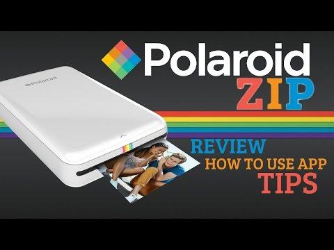 Polaroid Zip FULL Review & Tips