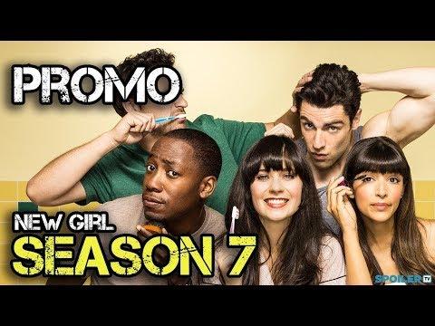 New Girl Season 7 (Teaser 'Roommates. Loves. Friends')