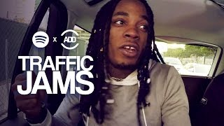 Traffic Jams: Dae Dae & Marvel Alexander (Out Now)
