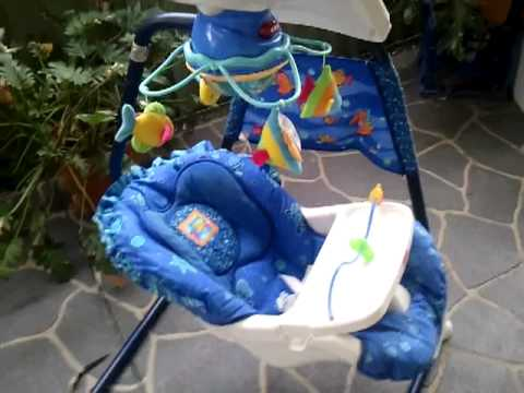 Fisher Price Aquarium Cradle Swing Assembly Instructions