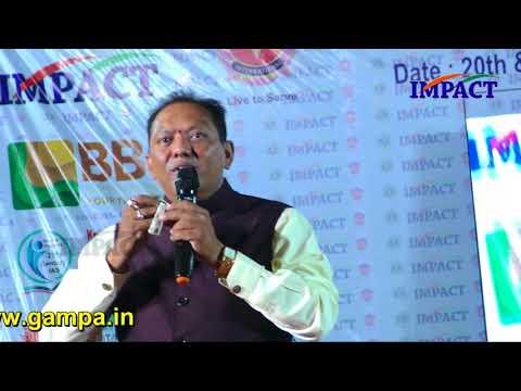 Money Management  Rajashekar   TELUGU IMPACT Hyd Apr 2018