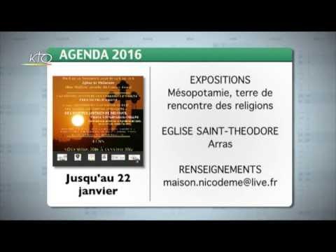 Agenda du 14 novembre 2016